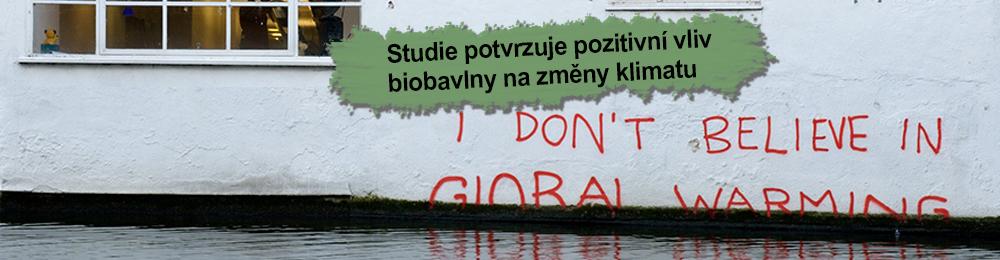 Studie potvrzuje pozitivní vliv biobavlny na změny klimatu